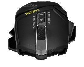 Pelė Mouse TRACER GAMEZONE Frenzy AVAGO 3050 4000 DPI Paveikslėlis 2 iš 6 310820045983