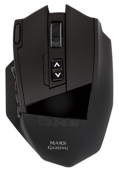 Pelė TACENS MARS GAMING MM-4 16400 DPI Paveikslėlis 6 iš 6 250255031664