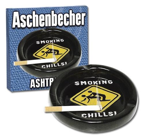 Peleninė Ashtray Smoking Chills Paveikslėlis 1 iš 1 310820022147