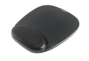 Pelės kilimėlis Gel Mouse Pad (juodas) Paveikslėlis 1 iš 1 310820044338