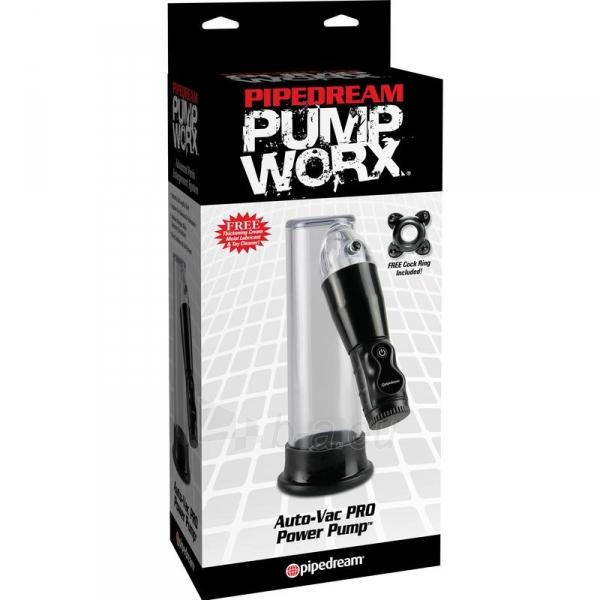 Penio pompa Auto-Vac Pro Paveikslėlis 2 iš 6 310820006707