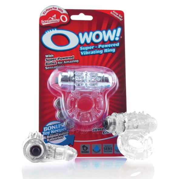 Penio žiedas Owow Paveikslėlis 2 iš 6 310820021567