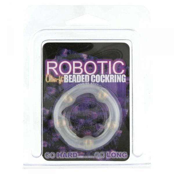 Penio žiedas Robotukas Paveikslėlis 1 iš 2 310820148873