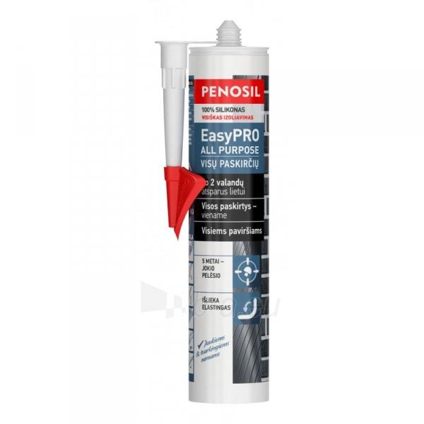 PENOSIL EASY PRO silikoninis bespalvis hermetikas 310ml Paveikslėlis 1 iš 2 310820039968