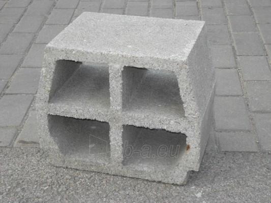 Perdangos blokeliai TERIVA 'T-450 K' 30x32x24 cm Paveikslėlis 1 iš 1 238610000032