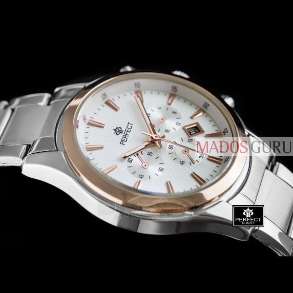 Perfect laikrodis PF8085SA Paveikslėlis 2 iš 4 30069610310