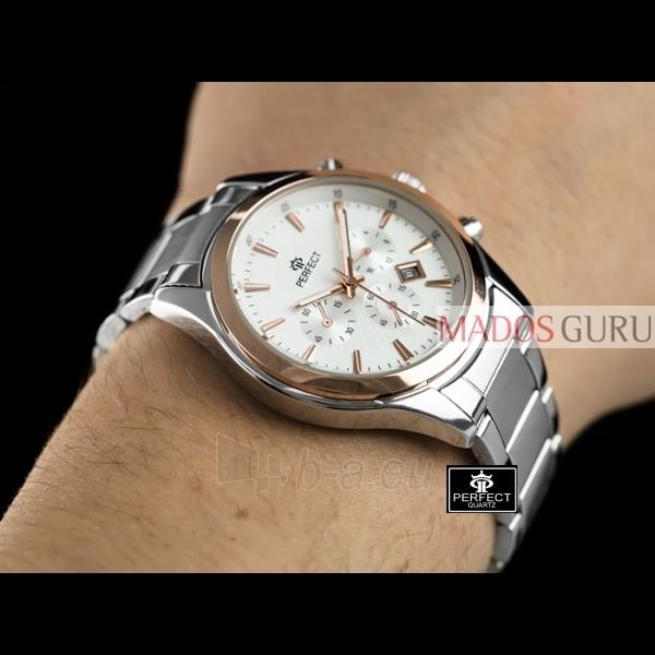 Perfect laikrodis PF8085SA Paveikslėlis 3 iš 4 30069610310
