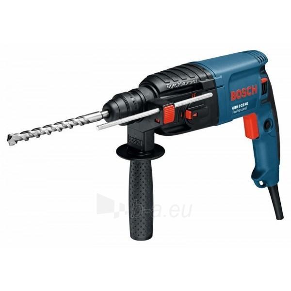 Perforatorius Bosch GBH 2-23 REA Paveikslėlis 1 iš 1 300423000121