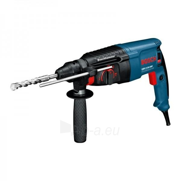Perforatorius Bosch GBH 2-26 DRE Set Paveikslėlis 1 iš 1 300423000124
