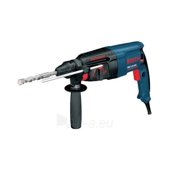 Perforatorius Bosch GBH 2-26 DRE Paveikslėlis 1 iš 1 300423000123