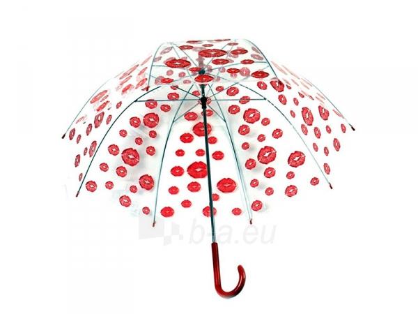 Permatomas didelis skėtis Bučinys Paveikslėlis 3 iš 6 251005000129