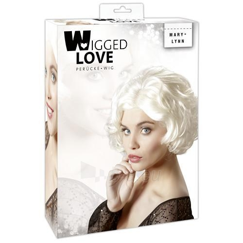 Perukas Marilyn Monroe Paveikslėlis 1 iš 2 310820006727