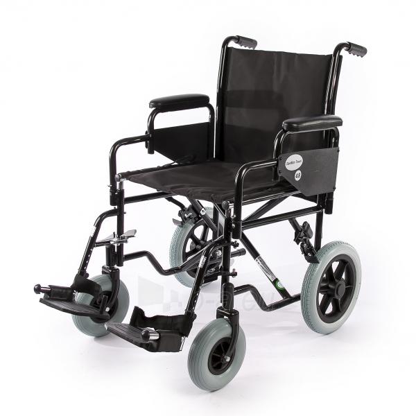 Pervežimo vežimėlis STEELMAN Travel Paveikslėlis 1 iš 6 310820154756