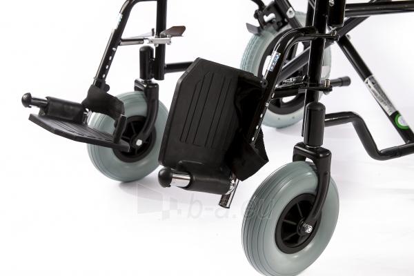 Pervežimo vežimėlis STEELMAN Travel Paveikslėlis 2 iš 6 310820154756