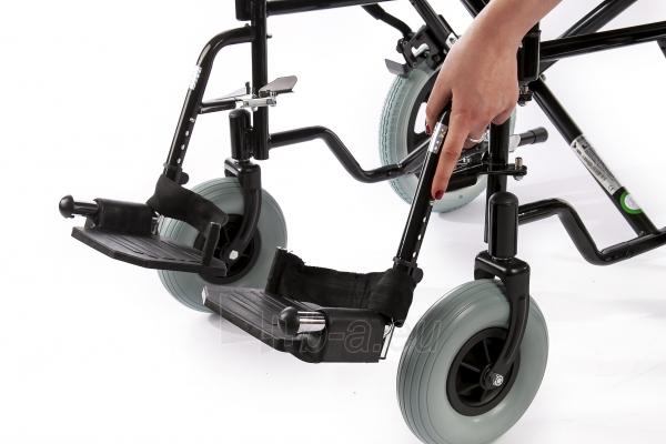 Pervežimo vežimėlis STEELMAN Travel Paveikslėlis 3 iš 6 310820154756