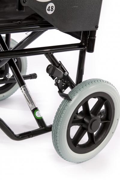 Pervežimo vežimėlis STEELMAN Travel Paveikslėlis 4 iš 6 310820154756