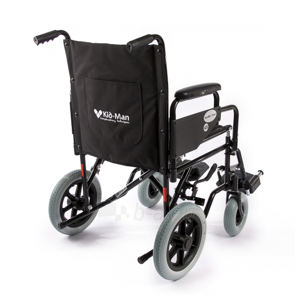 Pervežimo vežimėlis STEELMAN Travel Paveikslėlis 5 iš 6 310820154756