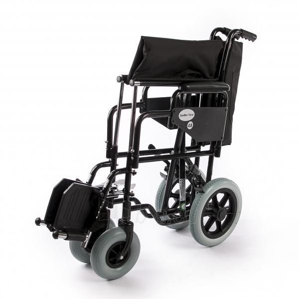 Pervežimo vežimėlis STEELMAN Travel Paveikslėlis 6 iš 6 310820154756