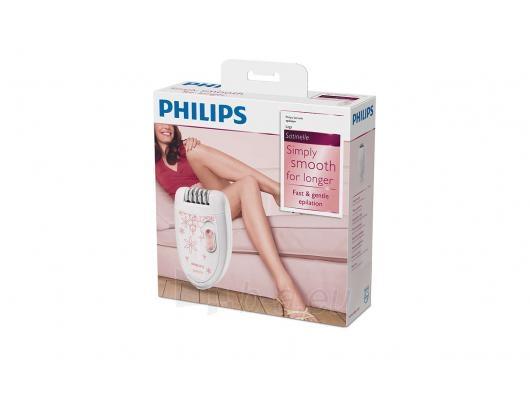PHILIPS HP 6420/00 Epiliatorius Paveikslėlis 2 iš 4 310820012477