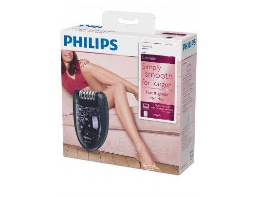 PHILIPS HP 6422/01 Epiliatorius Paveikslėlis 4 iš 8 310820012479