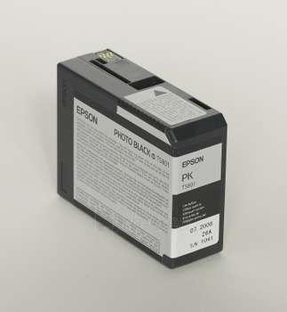 PHOTO BLACK (80 ML) STYLUS PRO 3800 Paveikslėlis 1 iš 1 250256001820