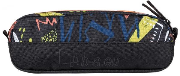 Pieštukinė Quiksilver The Tasmen Black Thunderbolts Penalty EQYAA03575-KVJ7 Paveikslėlis 2 iš 2 310820121791