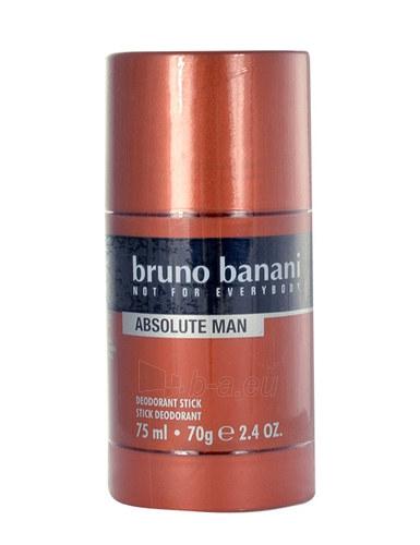Pieštukinis dezodorantas Bruno Banani Absolute Man Deostick 75ml Paveikslėlis 1 iš 1 310820016667