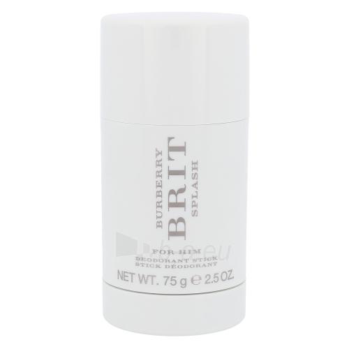 Pieštukinis dezodorantas Burberry Brit splash Deostick 75ml Paveikslėlis 1 iš 1 2508910001160