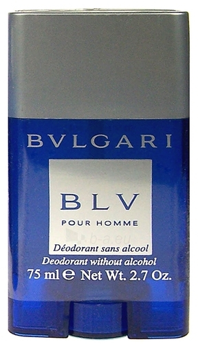 Pieštukinis dezodorantas Bvlgari BLV Deostick 75ml Paveikslėlis 1 iš 1 2508910000387
