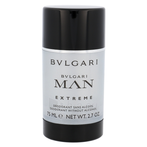 Antiperspirant & Deodorant Bvlgari MAN Extreme Deostick 75ml Paveikslėlis 1 iš 1 2508910001149