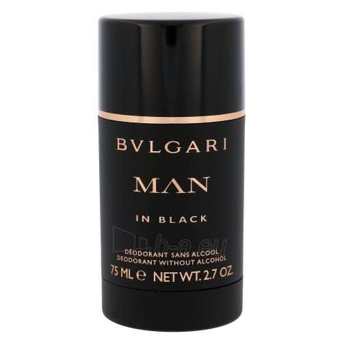 Pieštukinis dezodorantas Bvlgari Man In Black Deostick 75ml Paveikslėlis 1 iš 1 2508910001159