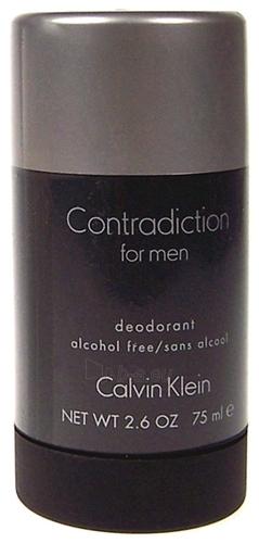 Pieštukinis dezodorantas Calvin Klein Contradiction Deostick 50ml Paveikslėlis 1 iš 1 2508910000391