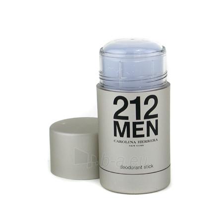 Pieštukinis dezodorantas Carolina Herrera 212 Deostick 75ml (damaged box) Paveikslėlis 1 iš 1 2508910000406