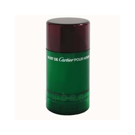 Pieštukinis dezodorantas Cartier Must Deostick 75ml Paveikslėlis 1 iš 1 2508910000414