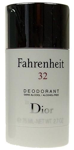 Pieštukinis dezodorantas Christian Dior Fahrenheit 32 Deostick 75ml Paveikslėlis 1 iš 1 2508910000426