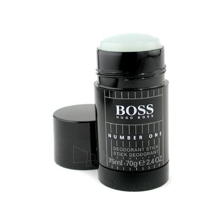 Antiperspirant & Deodorant Hugo Boss No.1 Deostick 75ml Paveikslėlis 1 iš 1 2508910000511