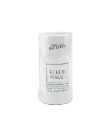 Pieštukinis dezodorantas Jean Paul Gaultier Fleur du Male Deostick 75g Paveikslėlis 1 iš 1 2508910000522