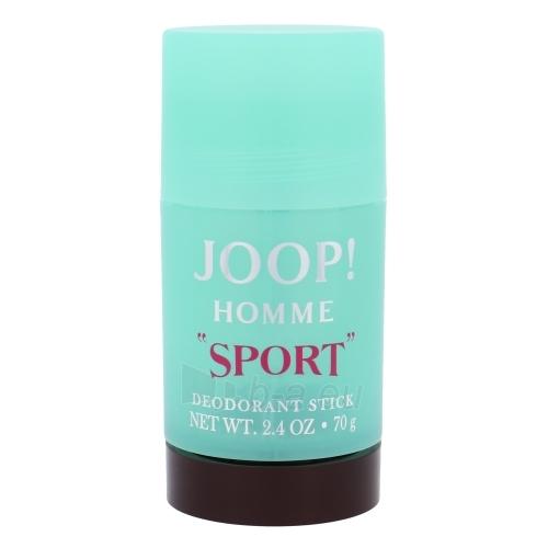 Antiperspirant & Deodorant Joop Homme Sport Deostick 75ml Paveikslėlis 1 iš 1 2508910001257
