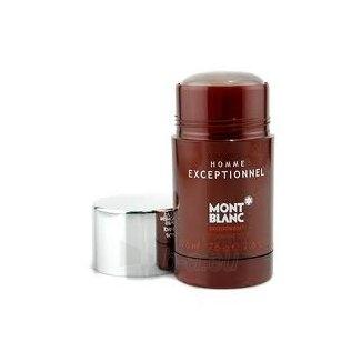 Antiperspirant & Deodorant Mont Blanc Exceptionnel Deostick 75ml Paveikslėlis 1 iš 1 2508910000559