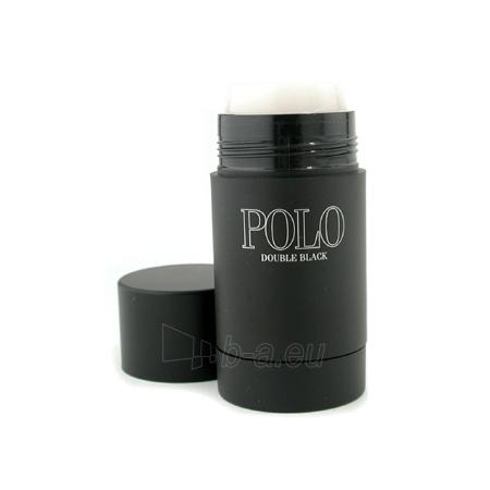 Pieštukinis dezodorantas Ralph Lauren Polo Double Black Deostick 75ml Paveikslėlis 1 iš 1 2508910000581