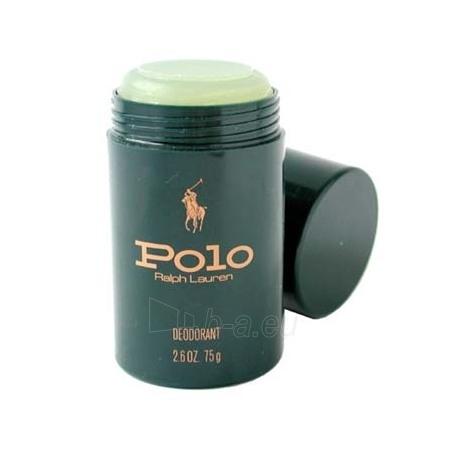 Pieštukinis dezodorantas Ralph Lauren Polo Green Deostick 75ml Paveikslėlis 1 iš 1 2508910000582