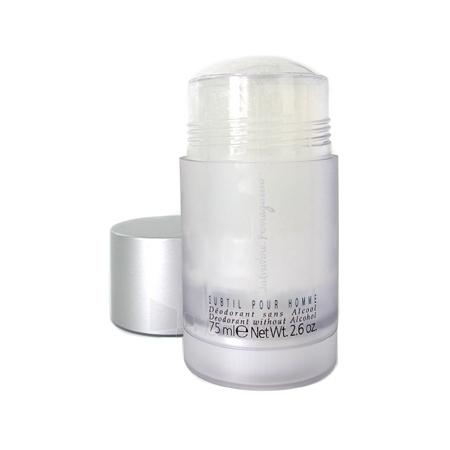 Pieštukinis dezodorantas Salvatore Ferragamo Subtil Deostick 75ml Paveikslėlis 1 iš 1 2508910000590