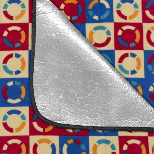 Pikniko kilimėlis Spokey PICNIC LIFEBUOY Paveikslėlis 6 iš 7 310820139425