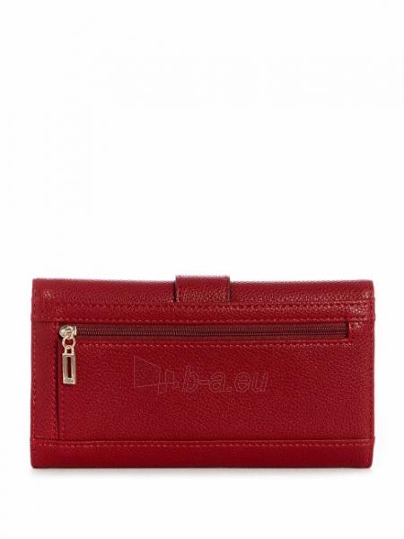 Piniginė Guess Women´s wallet Eileen Studded Multi Clutch Crimson Paveikslėlis 2 iš 3 310820192167