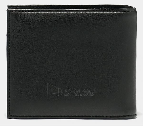 Piniginė Trussardi Essential 71W00079-K299 Black Paveikslėlis 2 iš 3 310820201814