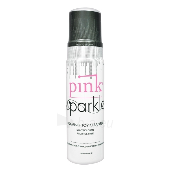 Pink - Sparkle Foaming Toy Cleanser Paveikslėlis 1 iš 1 2514127000024