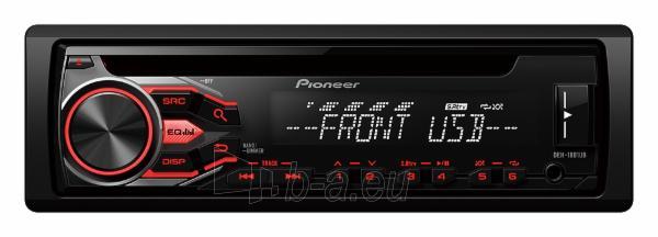 PIONEER DEH-1800UB Car stereo Paveikslėlis 1 iš 1 310820038568