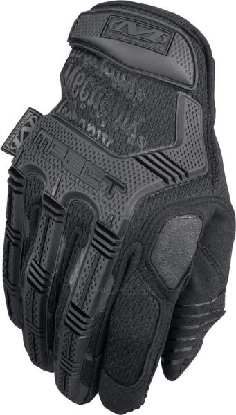 Pirštinės Mechanix Wear The M-Pact Glove Black 2012 Paveikslėlis 1 iš 1 251510800053