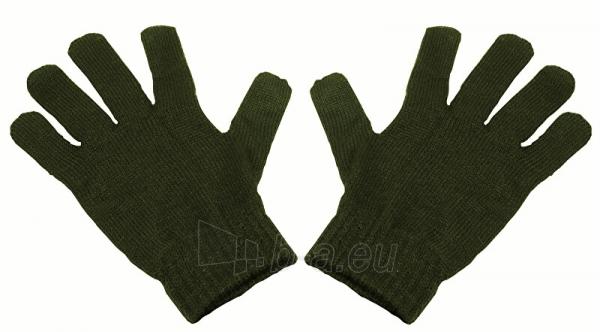 Pirštinės CAPU Gloves Green 55500-B Paveikslėlis 1 iš 1 310820200178