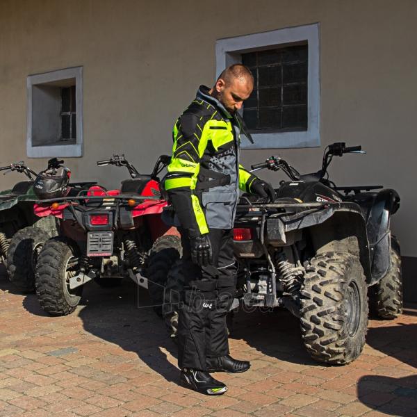 Pirštinės motociklininkui W-TEC Heisman HLG-733 Paveikslėlis 8 iš 9 310820218054